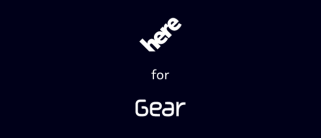 Nokia-Here-for-Gear-announcement