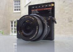SonyA5100camera