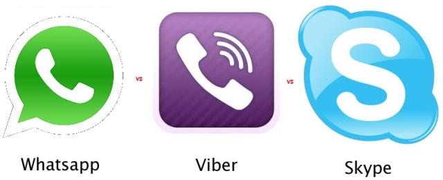 WhatsApp-Viber-and-Skype