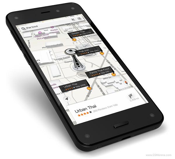 Amazon përditëson sistemin operativ të smartfonit Fire