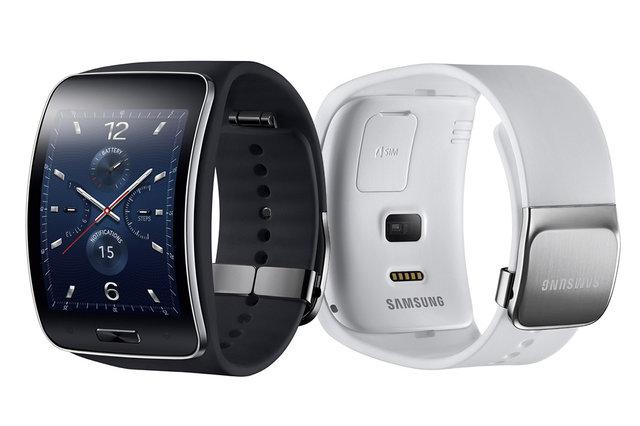 Samsung lëshon orën e mençur Gear S që përdor 3G