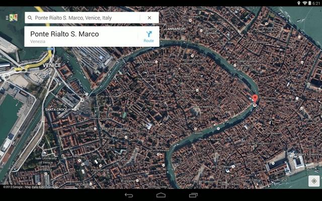 Google Maps përditësohet për të mbështetur edhe gjuhën Hindi