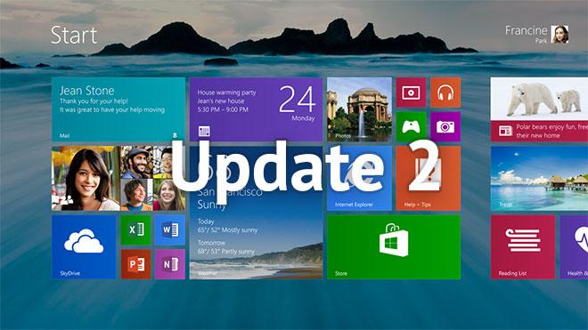 Windows 8.1 pritet të përditësohet nga Microsoft javën e ardhshme