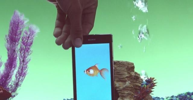 Hidhen në treg aplikacionet që funksionojnë nën ujë për telefonët Sony Xperia