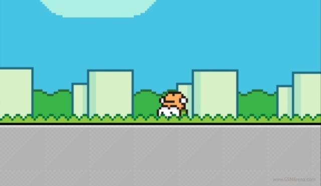 Swing Copters është loja e dytë e krijuesit të Flappy Bird