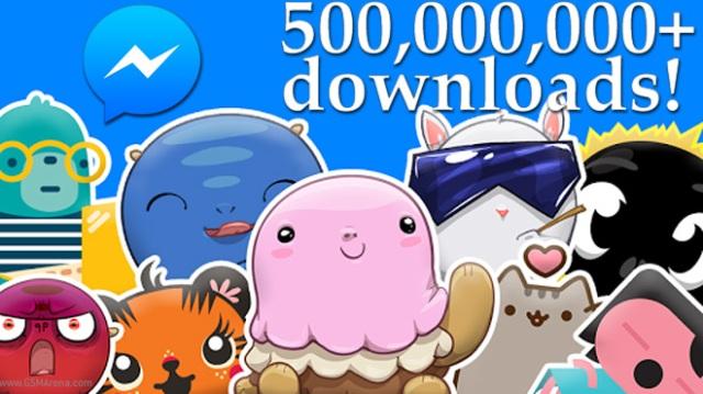 Facebook Messeger arrin shifrën e 500 milionë shkarkimeve