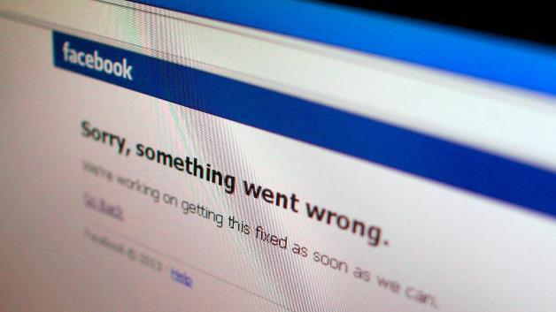Mbetet i panjohur shkaku i ndërprerjes së Facebook-ut