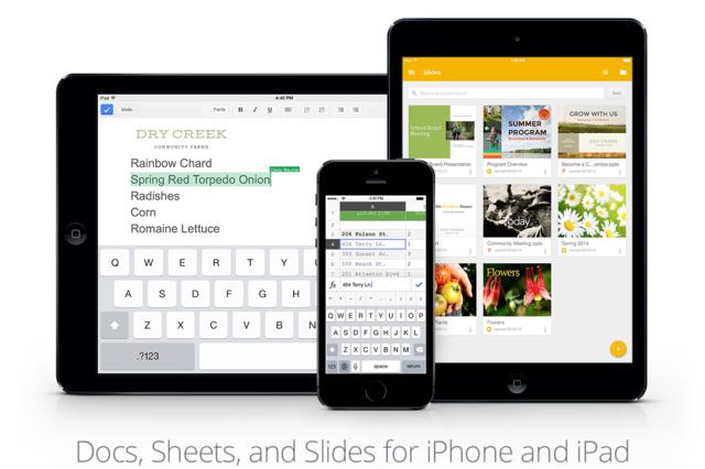 Google lëshon aplikacionin Slides për iPhone dhe iPad