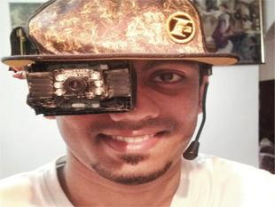 kochi-innovator-arvind-sanjeev-makes-google-glass-clone-for-rs-4500