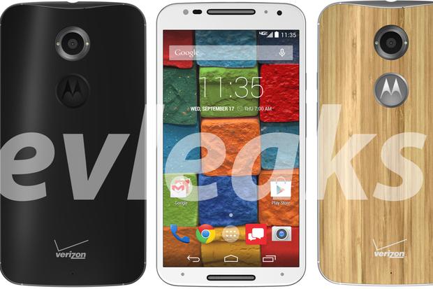 Dhurata e largimit të @evleaks, një imazh i Motorola Moto X+1 pak ditë përpara lançimit