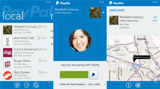 Përditësohet PayPal për Windows Phone, ofron eksperiencë të njëjtë me versionin për Android dhe iOS