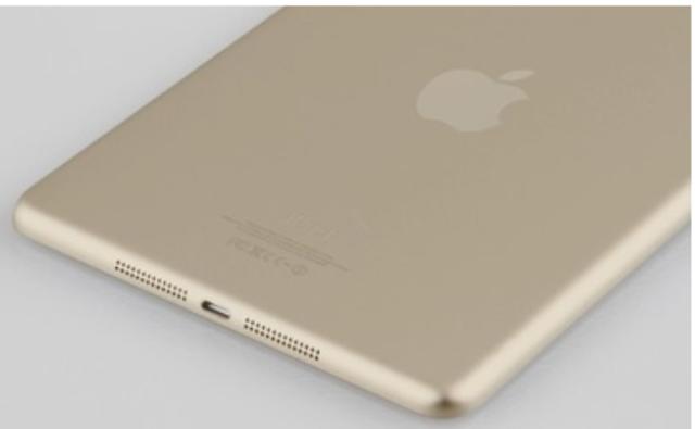 Një iPad në versionin Gold është duke ardhur, por jo më 9 shtator