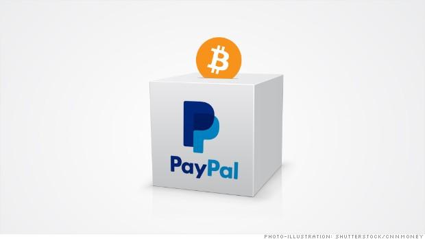 PayPal pranon pagesat nëpërmjet monedhës virtuale Bitcoin