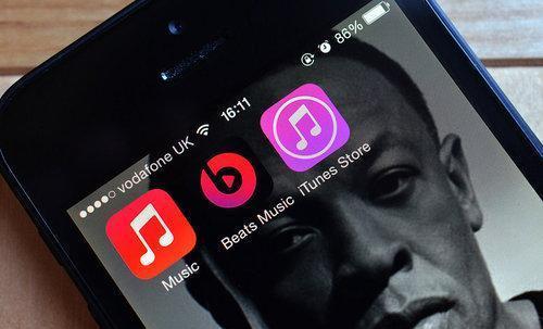 """Apple ka në plan të heqë markën """"Beats Music"""""""
