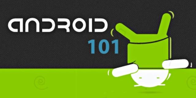 Hyrje në Android për ata që sapo kanë mbërritur (Infografik)