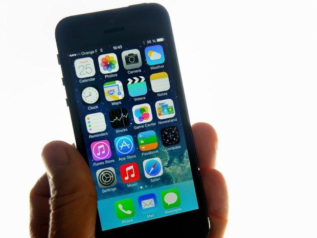 Apple dikur krenohej me ekranet e vogla