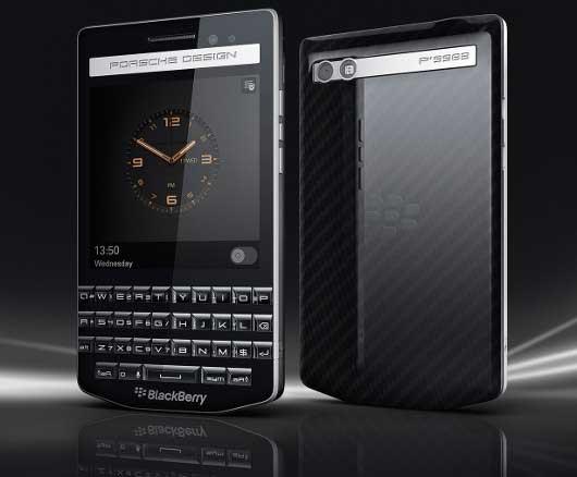 Blackberry prezanton zyrtarisht smartfonin Porsche Design P9983