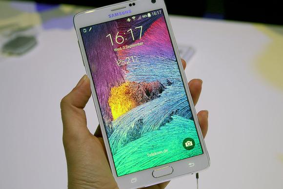 DisplayMate: Galaxy Note 4 i Samsung është smartfoni me ekranin më të mirë në treg