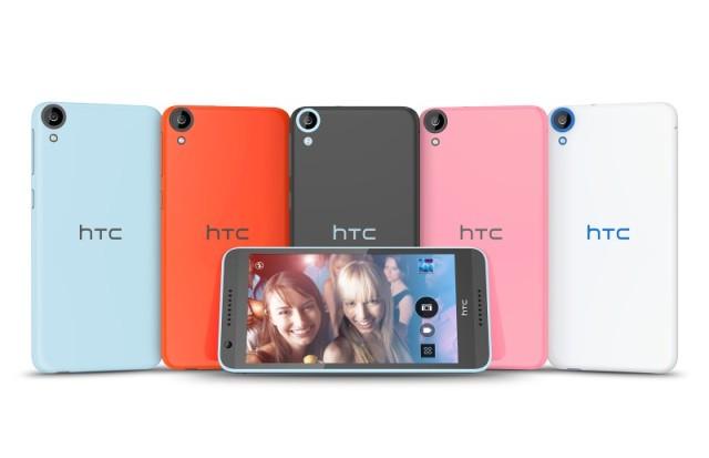HTC prezanton smartfonin Desire 820 me proçesor 64Bit