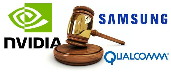Nvidia paraqet një padi në gjykatë për patentat kundër Samsung dhe Qualcomm