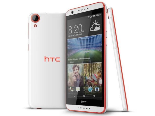 Smartfoni HTC Desire 820 pritet të debutojë më 23 shtator