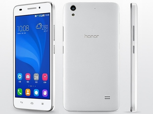 "Huawei lançon smartfonin ""Honor 4 Play"""