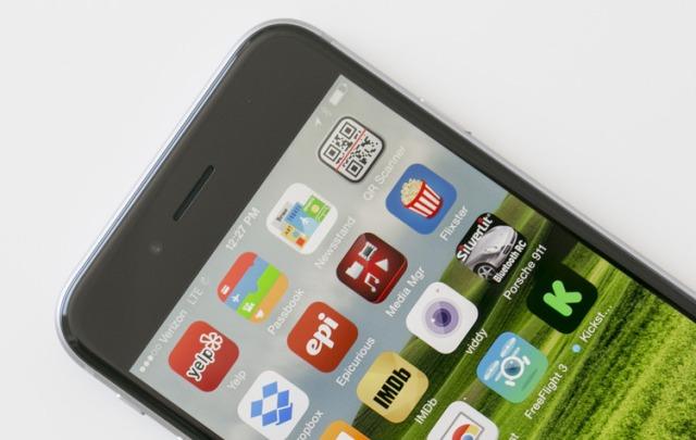 10 aplikacionet që përdorin më së miri iOS 8 (Fotogaleri)