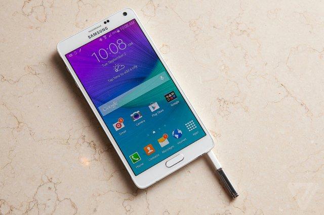 Lançohet Samsung Galaxy Note 4