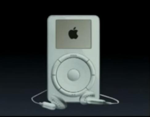 iPod i Apple mbushi 13 vjeç