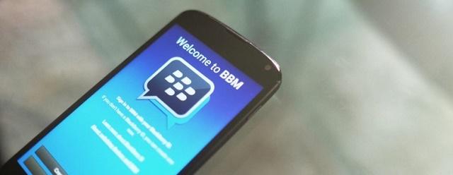 Blackberry kopjon Snapchat me një veçori të re të kohëmatësit të përmbajtjeve
