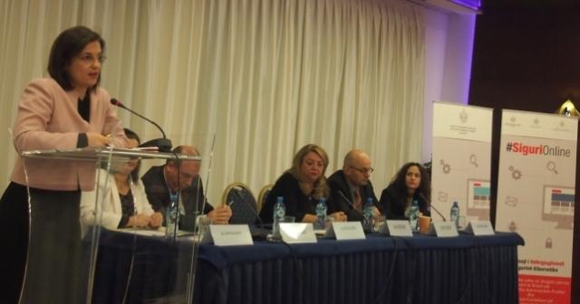 """""""Siguri Online"""", aktivitet për promovimin dhe edukimin e një shoqërie dixhitale të sigurtë"""
