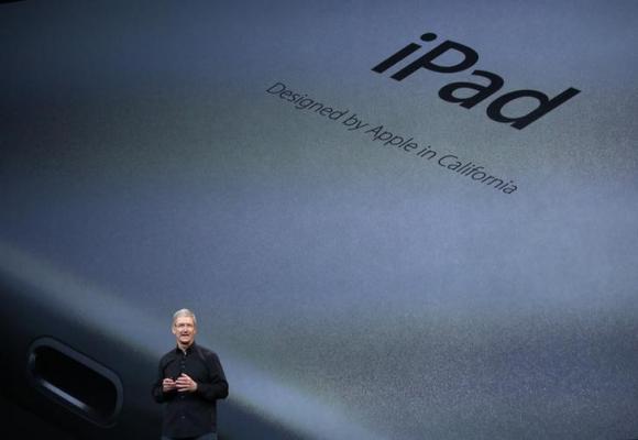 Apple shtyn prodhimin e iPad-eve me ekran më të madh