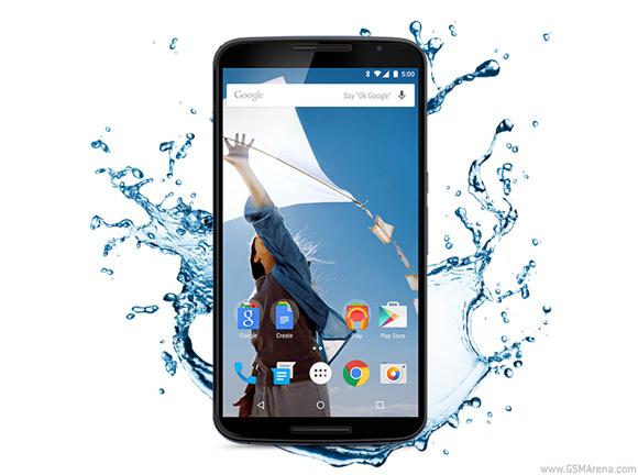 Motorla: Smartfoni Nexus 6 është rezistent ndaj ujit