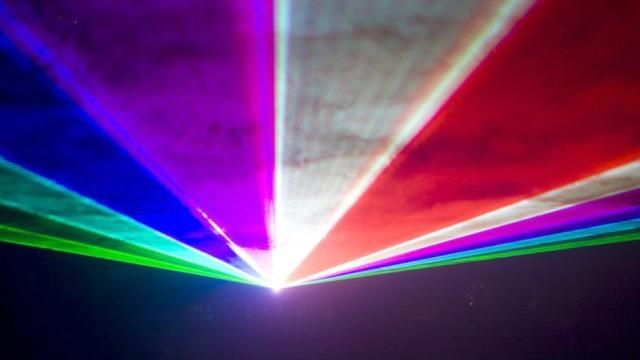 laser-Internet