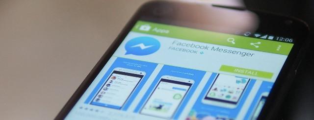 Facebook publikon reklamën e pare video për Messenger
