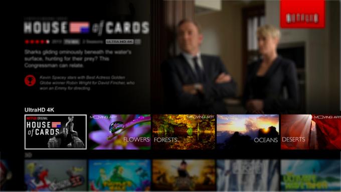 Netflix rrit çmimin për ata përdorues që duan të shohin video HD