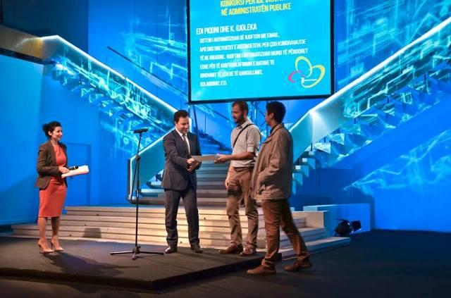 """Njihuni me fituesit e Konkursit """"Idetë Inovative në Administratën Publike"""""""