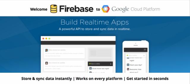 Google ka blerë kompaninë e aplikacioneve Firebase