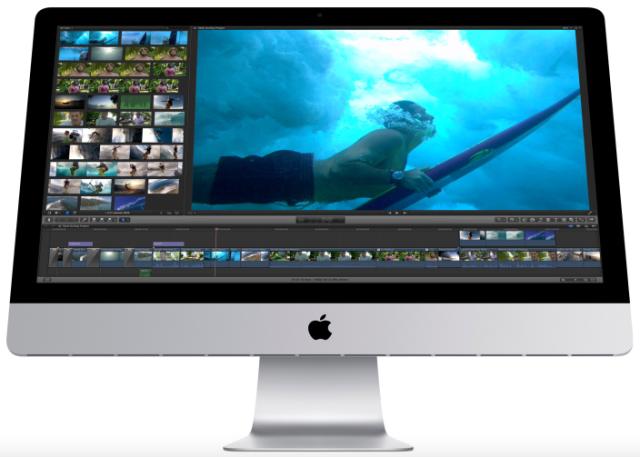 Apple po kryen testimet e fundit me kompjuterët personal Retina iMac