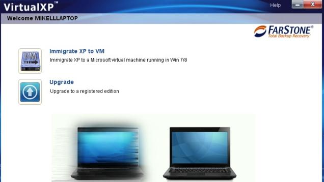VirtualXP ju mundëson që të përdorni Windows XP-në tuaj ekzistues në Windows 7 ose 8