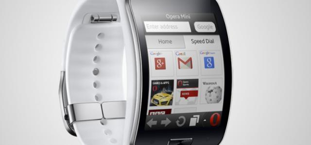 Opera mini 7.5 e disponueshme për orën inteligjente Samsung Gear S