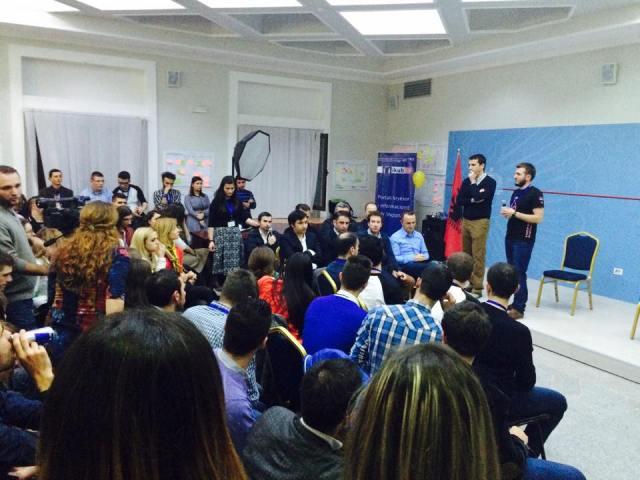 Përfundon eventi Startup Weekend Tirana #3, shpallen fituesit