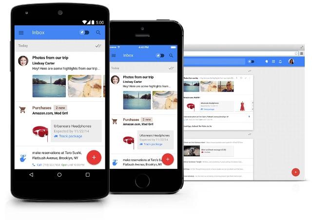 Google tregon hollësitë teknike se si punon shërbimi i ri i e-maileve, Inbox