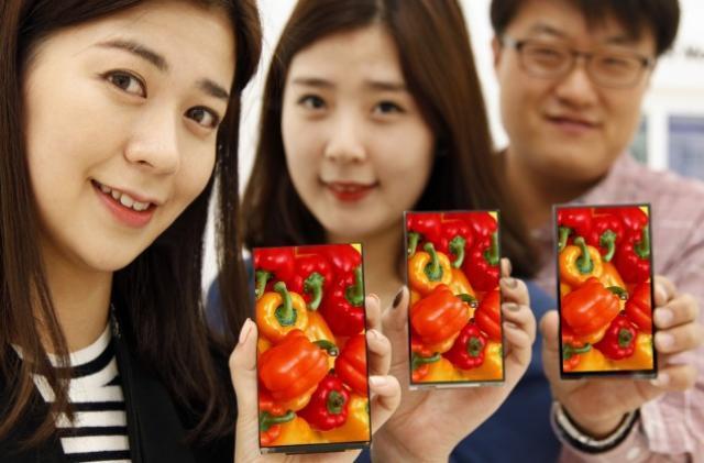 Ekrani i smartfonit të ri të LG pothuajse nuk ka kornizë anësore