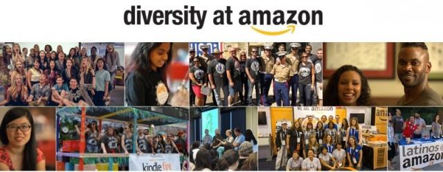 Amazon publikon raportin e diversitetit, 63 % e punonjësve janë meshkuj