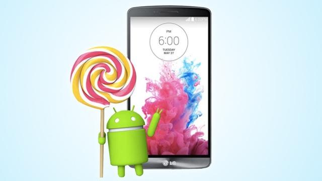 Smartfoni LG G3 do të përditësohet me sistemin operativ Android 5.0 Lollipop