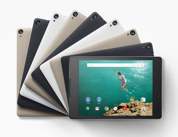 Nexus 9 dhe platforma TV Nexus Player të disponueshëm për porositje në Play Store