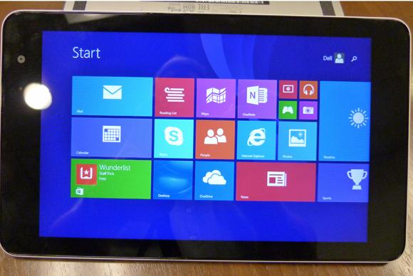 Dell i bashkohet sfidës së tabletëve Windows me kosto të ulët
