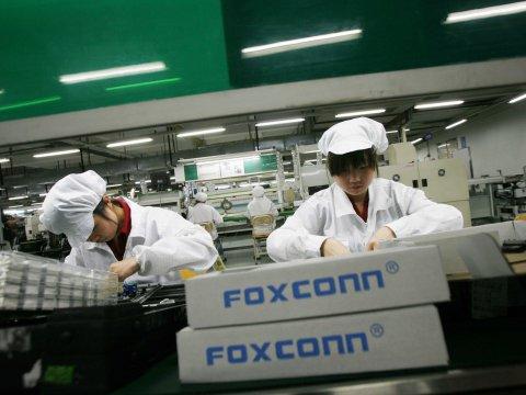 Foxconn është duke ndërtuar një fabrikë të posacme për krijimin e ekraneve për Apple