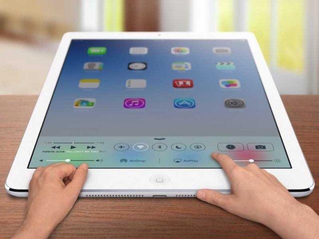 Zbulohen detaje të reja të iPadit gjigant të Apple